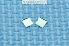 2pcs/lot Filter Glass Lens/ High 650nm Red Laser Transmittance 6x6x1.0mm
