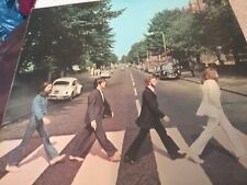 The beatles abbey road vinyl lp plus another the same