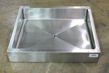 Stainless Steel Bar Drainboard