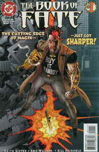 Book of Fate, The #1 VF; DC | save on shipping - details inside