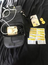 Medela In Style Advanced Double Breast Pump w/Backpack/Accessories. Clean Box Z