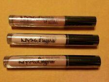 3 New Different Sealed NYX Brand Lip Gloss Sticks~LIPL107~LIPLI18~LLGL107