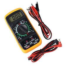 LCD Digital Multimeter, Back ground light, AC DC Voltmeter Ohmmeter Multi Tester