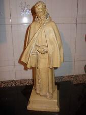 SCULTURA DI San Francesco da Camporosso IL PADRE SANTO DI GENOVA BRINGIOTTI