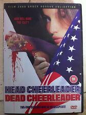 Tasha Biering Cabeza Animadora Dead Cheerleader ~2000 Culto Horror Gb DVD