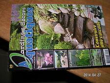 Jardins & Decors Aquatiques n°20 construire cascade Iris Salicaire Canards