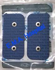 Compex-Cefar-Elettrodi adesivi originali 5x10 bottone (5 conf.)-SUPERPREZZO!!!