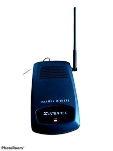 Inter-Tel INT4000 Digital Cordless Phone 900MHz BASE UNIT + POWER CORD ONLY