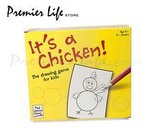 It's a Chicken Drawing Game - Paul Lamond