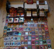 500 Yu-Gi-Oh Karten inkl.viele Holo Ultra Rare SCR Rare + Tin Dose Sammlung