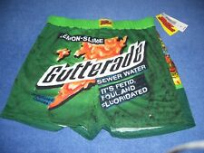 Topps 2006 Wacky Packages Gutterade Boxer Shorts - Child Size XL 14-16