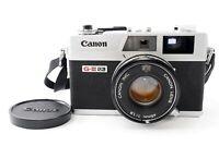 🌟 Mint 🌟 Canon Canonet QL19 GIII 35mm Rangefinder Film Camera from Japan