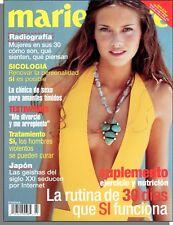 Marie Claire Mexico - 2000, Julio - Le Clinica de Sexo Para Amantes Timidos!