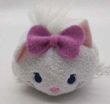"Disney Store Marie Tsum Tsum 3.5"" Mini Cat Plush toy"