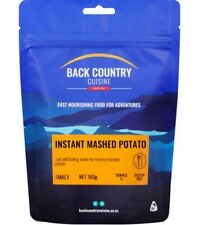 Back Country Cuisine Instant Mashed Potato GF 160g