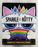 SPARKLE KITTY A Magical Card Game Silly Spells Sealed 9+ 3-8 Players Fun Toy