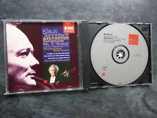KLAUS TENNSTEDT Beethoven Symphony 3 Mussorgsky Night on the Bare Mountain CD