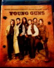 YOUNG GUNS (1988) Blu-ray Emilio Estevez Kiefer Sutherland Lou Diamond Phillips