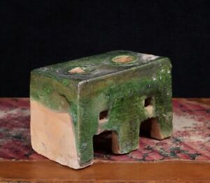 Chinese Ming Dynasty model stove, 16th century