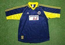 Fenerbahce Istanbul Trikot XL 1999 2000 Adidas Football Shirt Jersey proton 5×5
