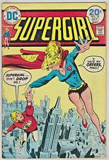 SUPERGIRL#10 FN/VF 1974 DC BRONZE AGE COMICS
