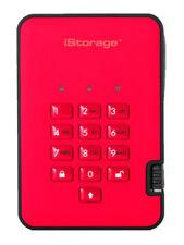 Discos duros externos rojo para ordenadores y tablets para 4TB
