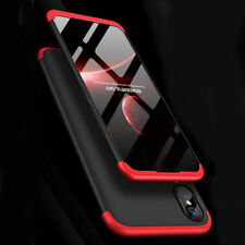 For Huawei Nova 2i Mate 10 Pro GR5 Full Protector Case PC+Tempered Glass Cover