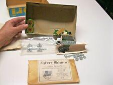 HO 1/87 Jordan Highway Miniatures 1923 Model AC Mack Truck C-209 Vehicle Kit