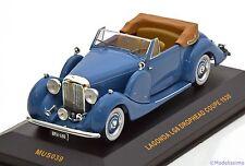 1:43 Ixo Lagonda LG6 Drophead Coupe 1938 blue