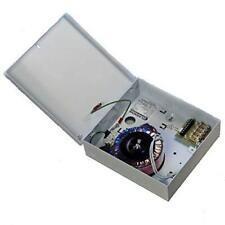Elmdene, VR2440, 24V Cámara CCTV de 8 vías 50Hz AC 4 Amp caja de ABS IP66 fuente de alimentación (