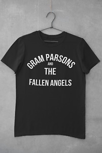 Gram Parsons And The Fallen Angels Flying Burrito Brothers Keith Richards Shirt