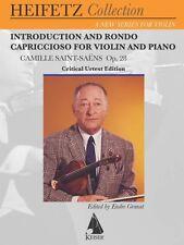 Introduction and Rondo Capriccioso Op. 28 for Violin and Piano - Criti 000141931