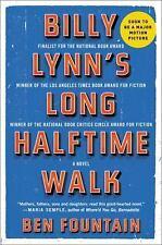 Billy Lynn's Long Halftime Walk, Fountain, Ben, Good Books
