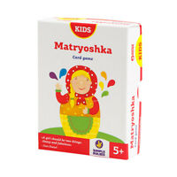 "Board game ""Matryoshka"" (Матрешкино)"