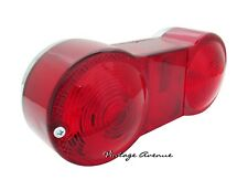 SUZUKI COMPLETE TAIL LIGHT LAMP 12V [TW424] *6V BULB AVAILABLE UPON REQUEST*