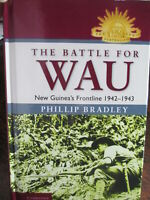 History Battle of Wau New Guinea WW2 Scarce Account Aust Army Series New Book