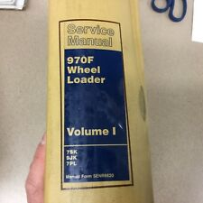 Cat Caterpillar 970f Service Repair Manual Wheel Loader 7sk 9jk 7pl Senr6622 10