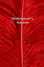 Shakespeare's Sonnets, and A Lover's Complaint-ExLibrary