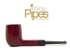 JAMES UPSHALL FH ( Pre 1996 ) Tilshead England Handmade Estate Pipe - a54