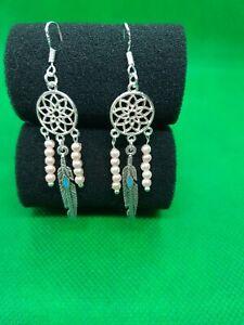 Dangle/Drop Celtic inspired Earrings