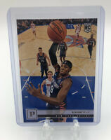 2019-20 Chronicles RJ Barrett Panini Rookie Card RC #109 New York Knicks