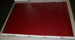 """20"""" x 28"""" Ruby Red Litho .005 Lithographers Offset Printing Masking Film"""