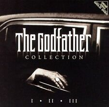 HOLLYWOOD STUDIO ORCHESTRA - THE GODFATHER COLLECTION USED - VERY GOOD CD