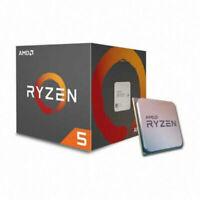 NEW AMD RYZEN 5 2600 6-Core 3.4 GHz (3.9 Max Boost) Socket AM4 Desktop Processor