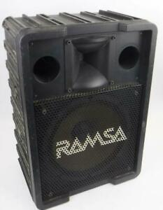 """Panasonic (Ramsa) WS-A200 High Power Compact Speaker 12"""" Woofer TESTED WORKING"""