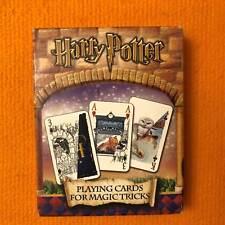 Harry Potter Playing Cards for Magic Tricks - DE/GB/NL/FR/ES/IT/FI/PT/DK/PL/NO