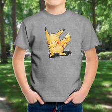 35f732c4 Pokémon Tops & T-Shirts (Sizes 4 & Up) for Boys for sale | eBay