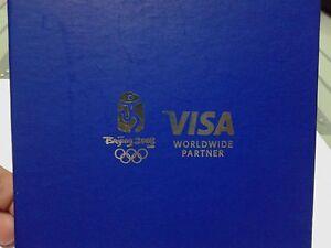 2008 VISA Beijing Olympics Games Pin Collection