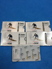 REAL Dentsply Tulsa Waveone Wave One GOLD 25mm Small Endodontic File USA SELLER
