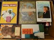 48 Bücher Hardcover Romane Sachbücher verschiedene Themen Paket 3